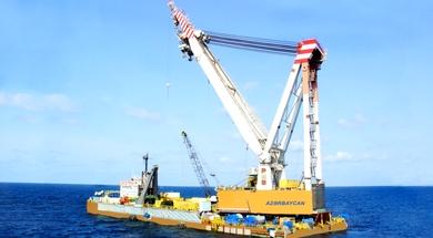 Crane vessels