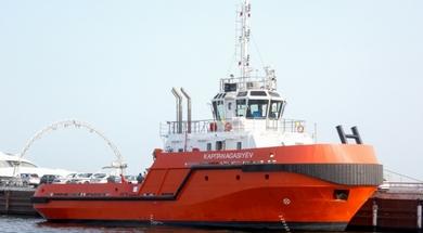 Port tug boats