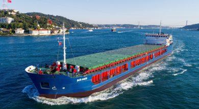 Universal dry cargo vessels