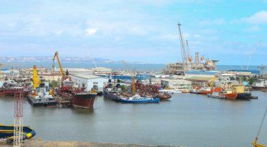 """""""Bibiheybat"""" Ship Repair Yard"""